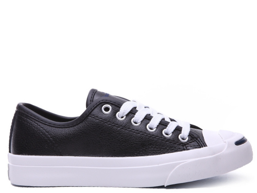 Jack Purcell Classic Leather Black