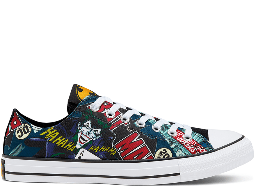 Batman Chuck Taylor All Star