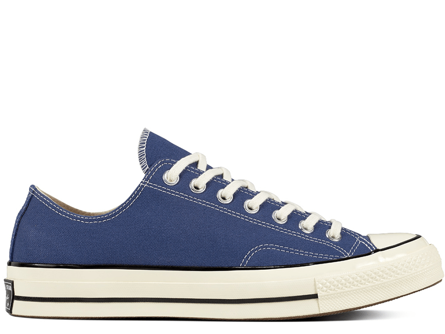 Chuck 70 Classic Blue Low Top