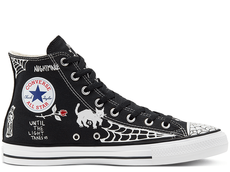 All Star Sean Pablo CTAS Pro Halloween High Top