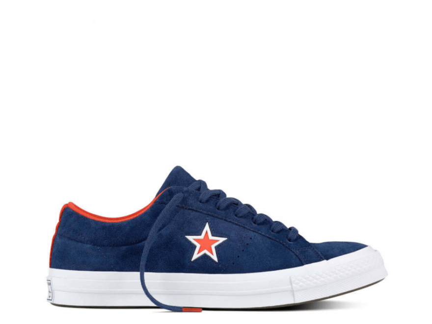 One Star Navy Low