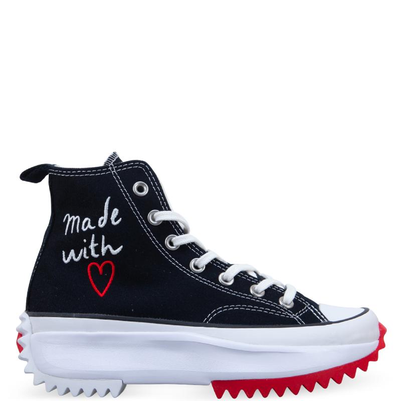 Converse Run Star Hike (Made With Love)
