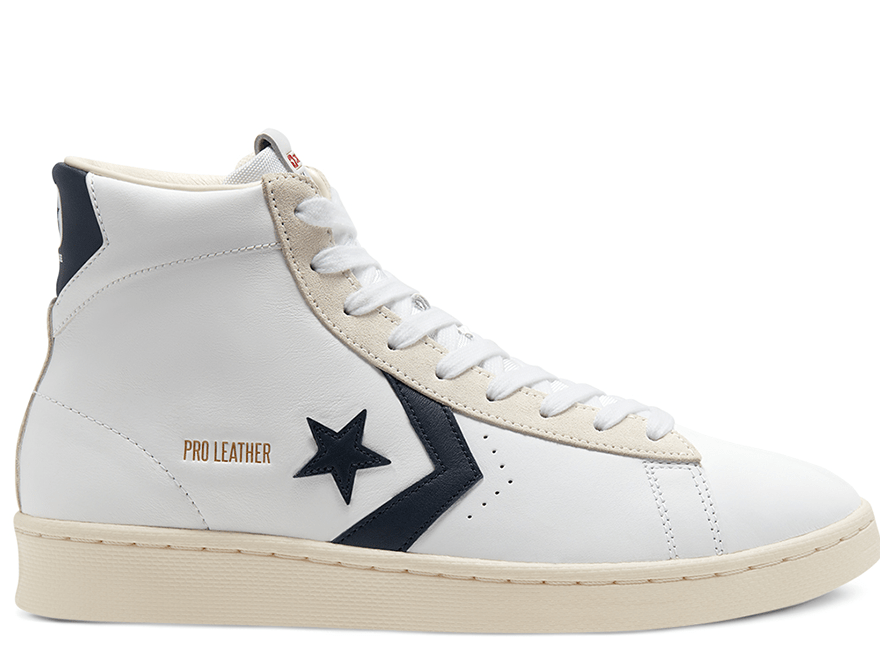 Pro Leather High Top
