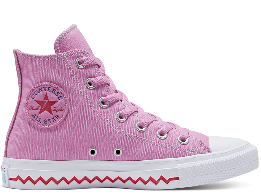 VLTG Chuck Taylor All Star High Top Suede