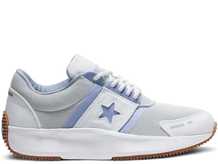 Run Star Retro Glow Grey Low Top