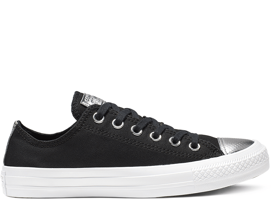 All Star Stargazer Black Low Top