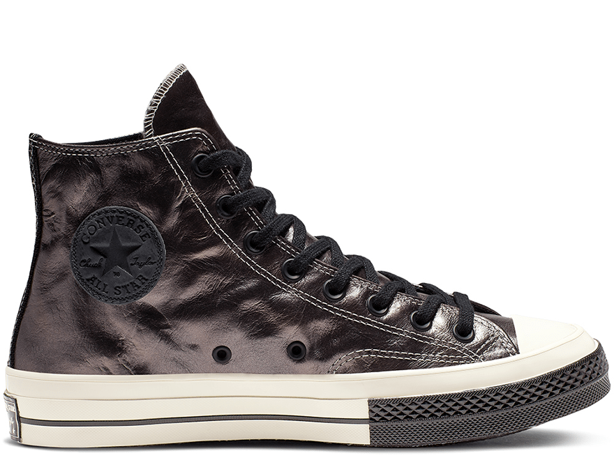 Chuck 70 Flight School Leather High-Top