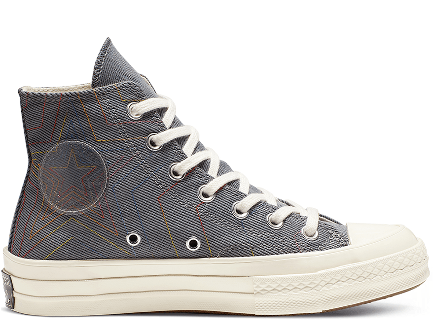 Chuck 70 Exploding Star High-Top