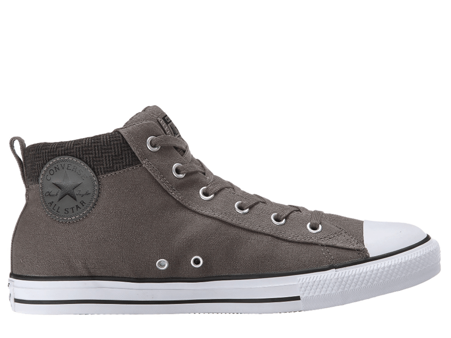 All Star Street Charcoal Mid