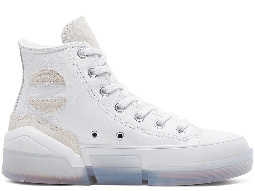 All Star Women's CPX70 White High Top