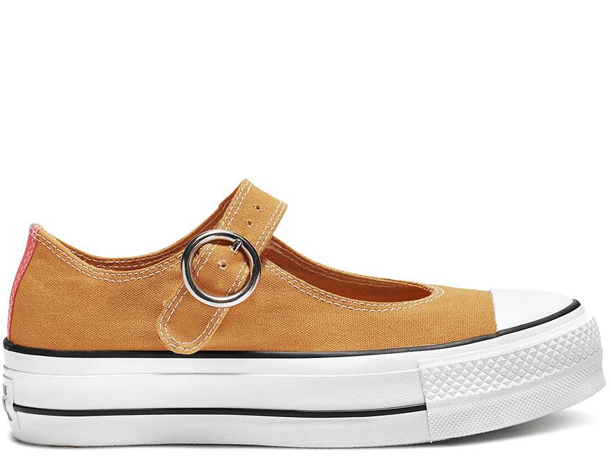 All Star Mary Jane Ginger Low Top