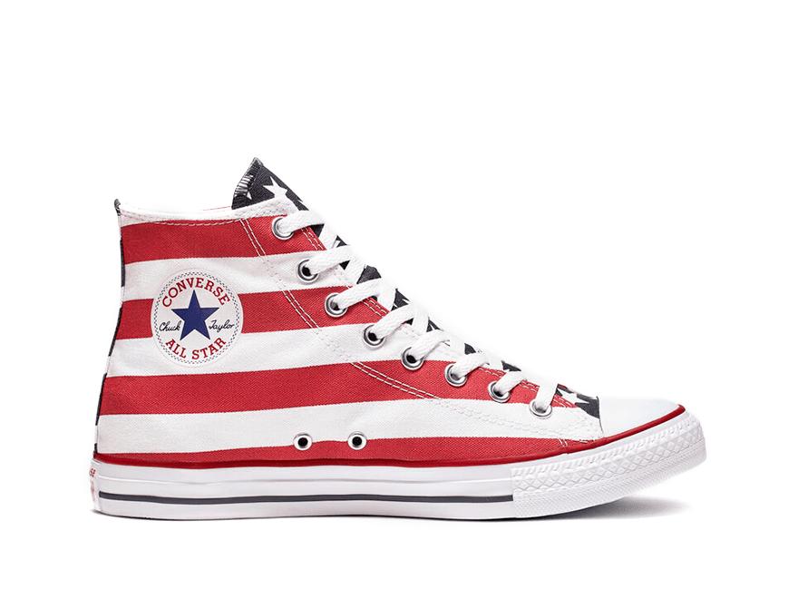 All Star Americana (Stars & bars) High
