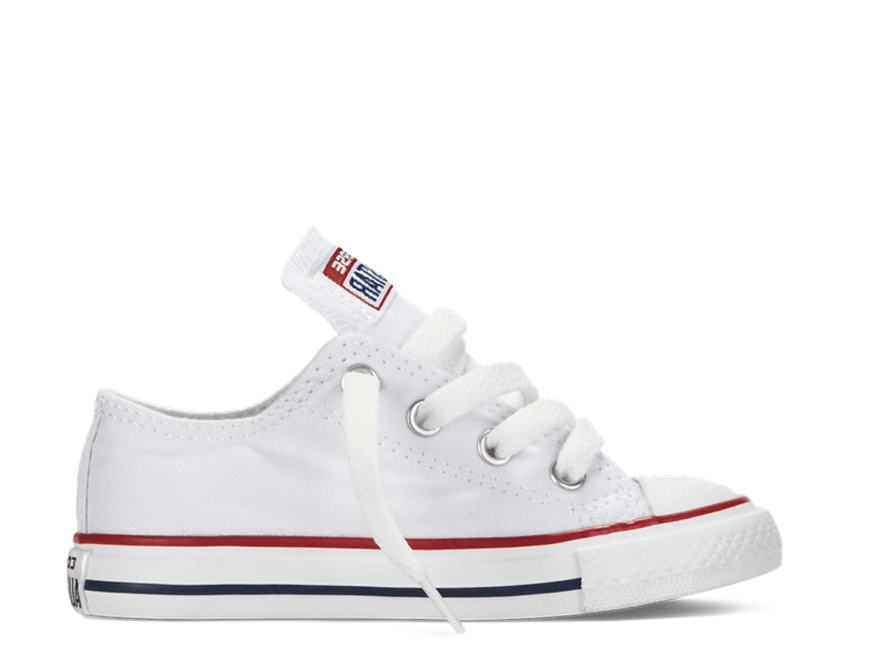 Kids Optical White Low