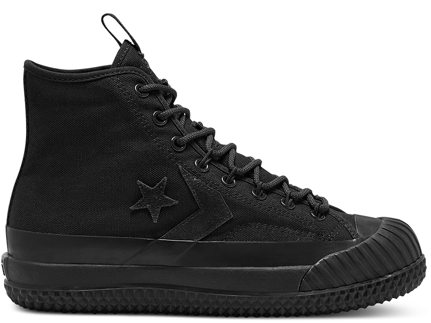 One Star Bosey MC Black High Top