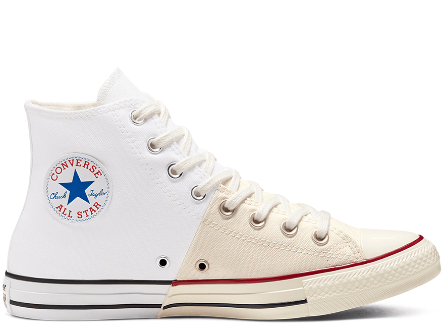 Unisex Reconstructed Chuck Taylor All Star High Top