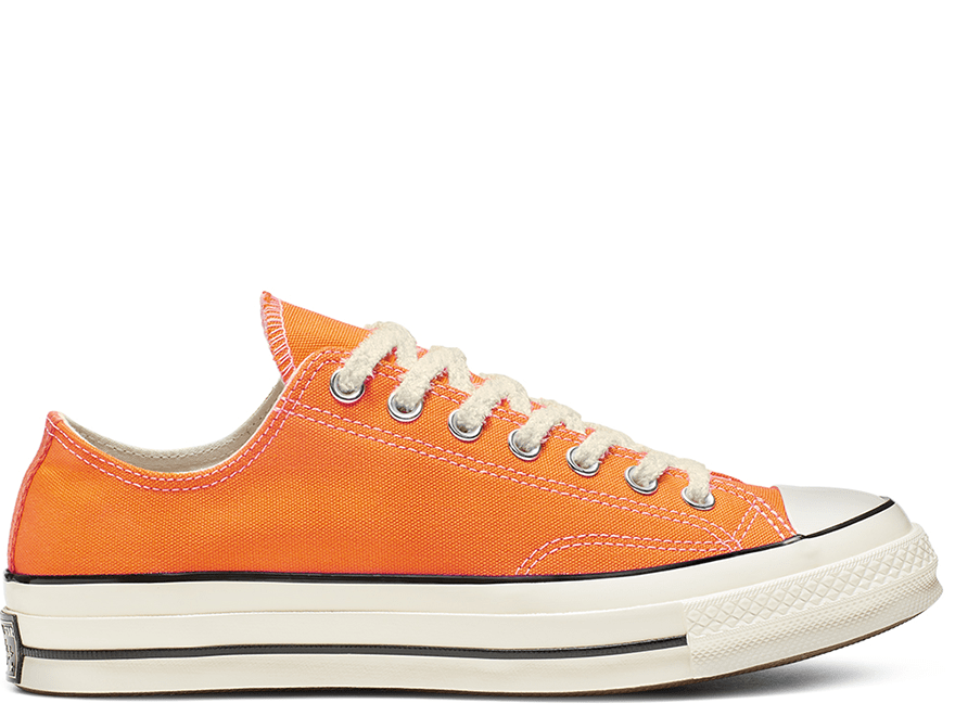 Chuck 70 Orange Low Top