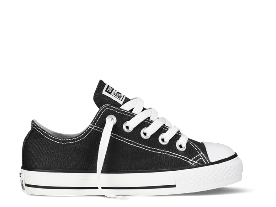 Kids Black Low