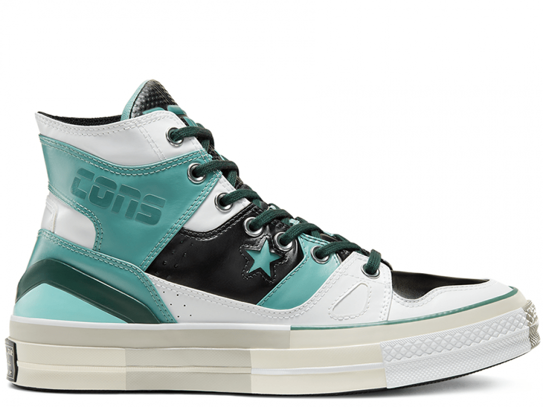 Chuck 70 E260 Aquamarine High Top