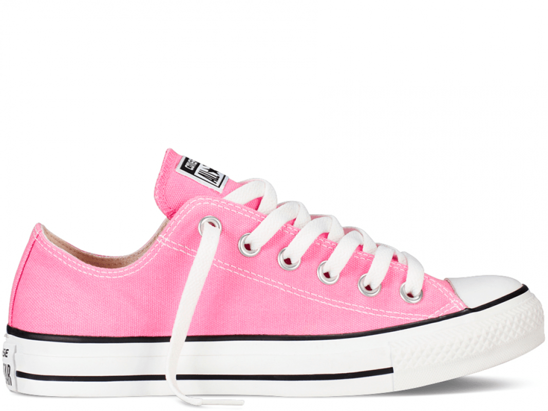 All Star Pink Low