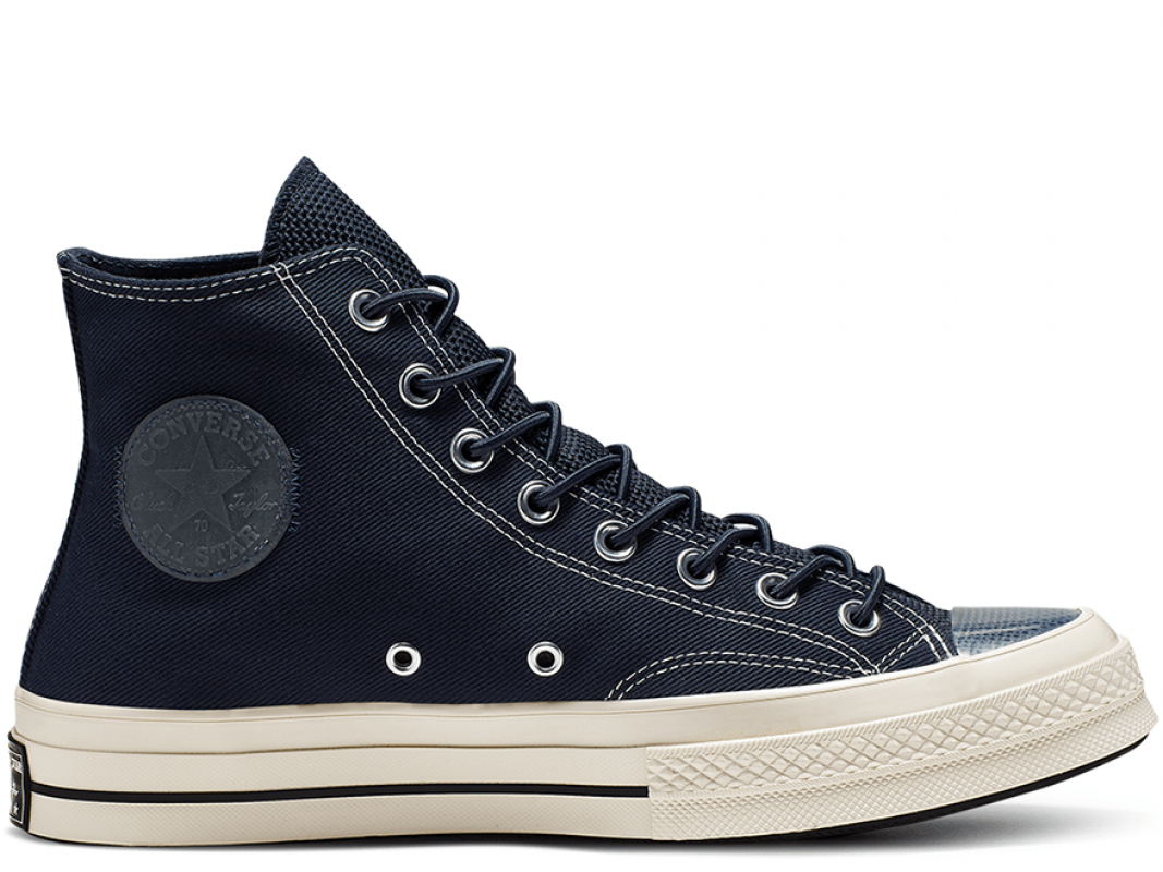 Chuck 70 Space Racer Black High-Top