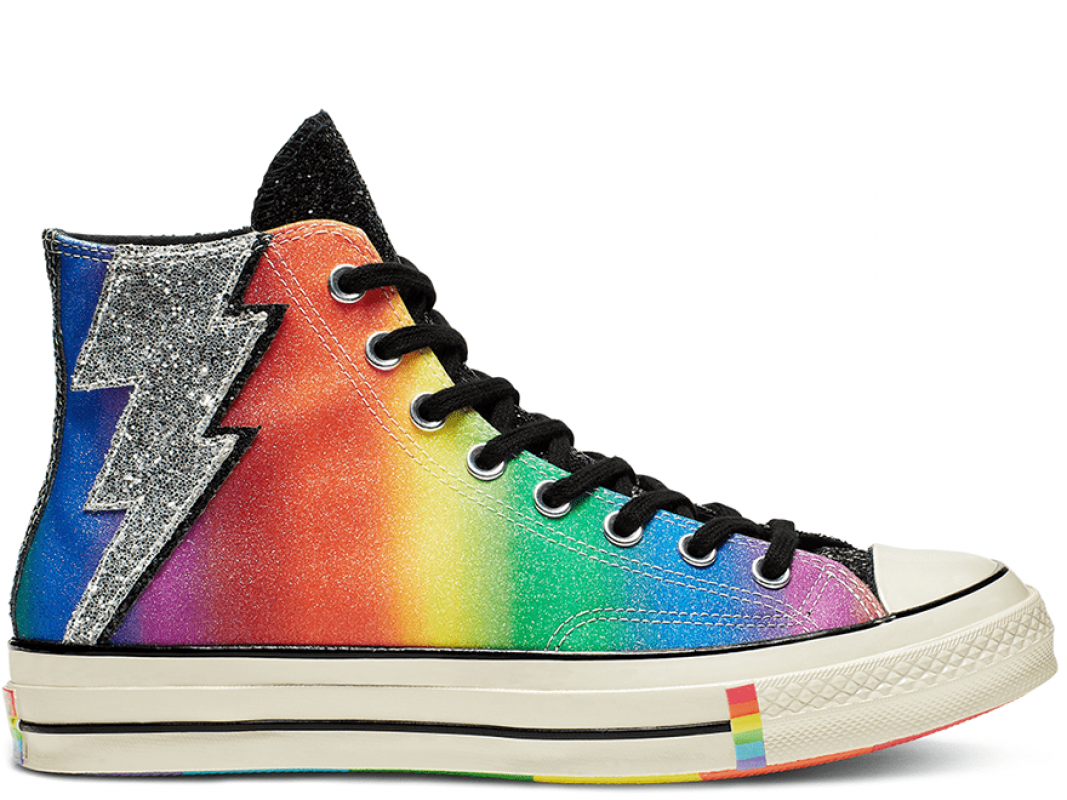 Chuck 70 Pride Rainbow High Top