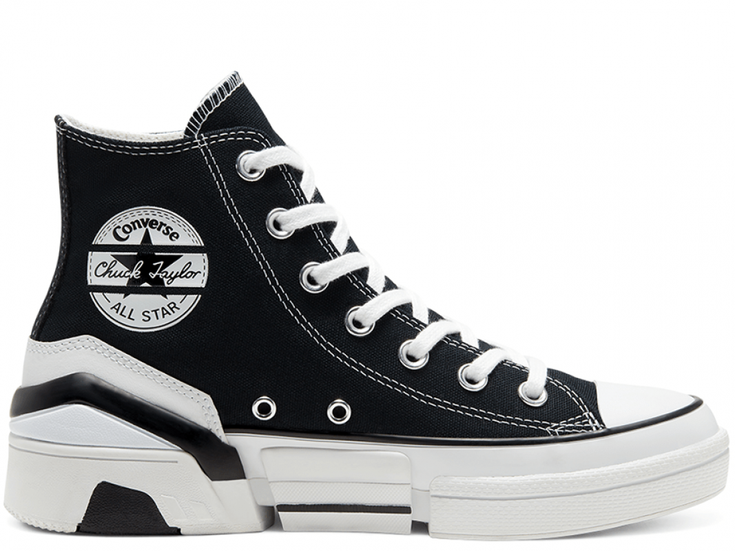 All Star Women's CPX70 Black High Top