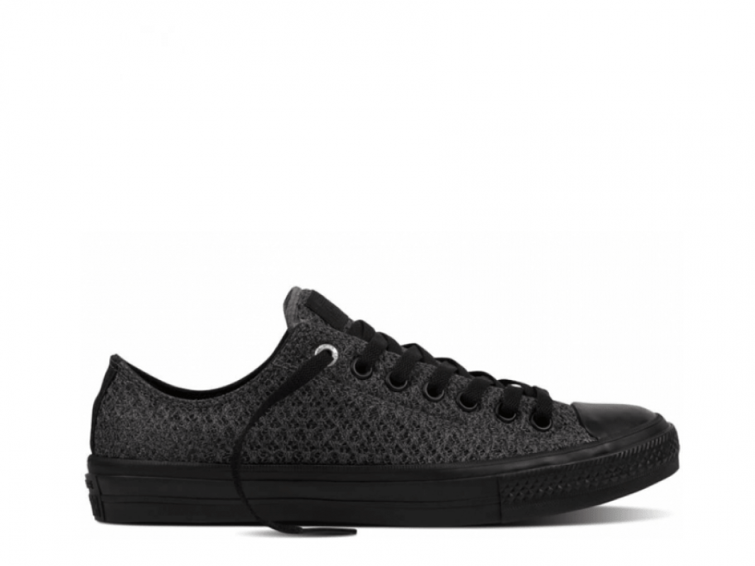 Chuck Taylor All Star II Spacer Mesh Low Black