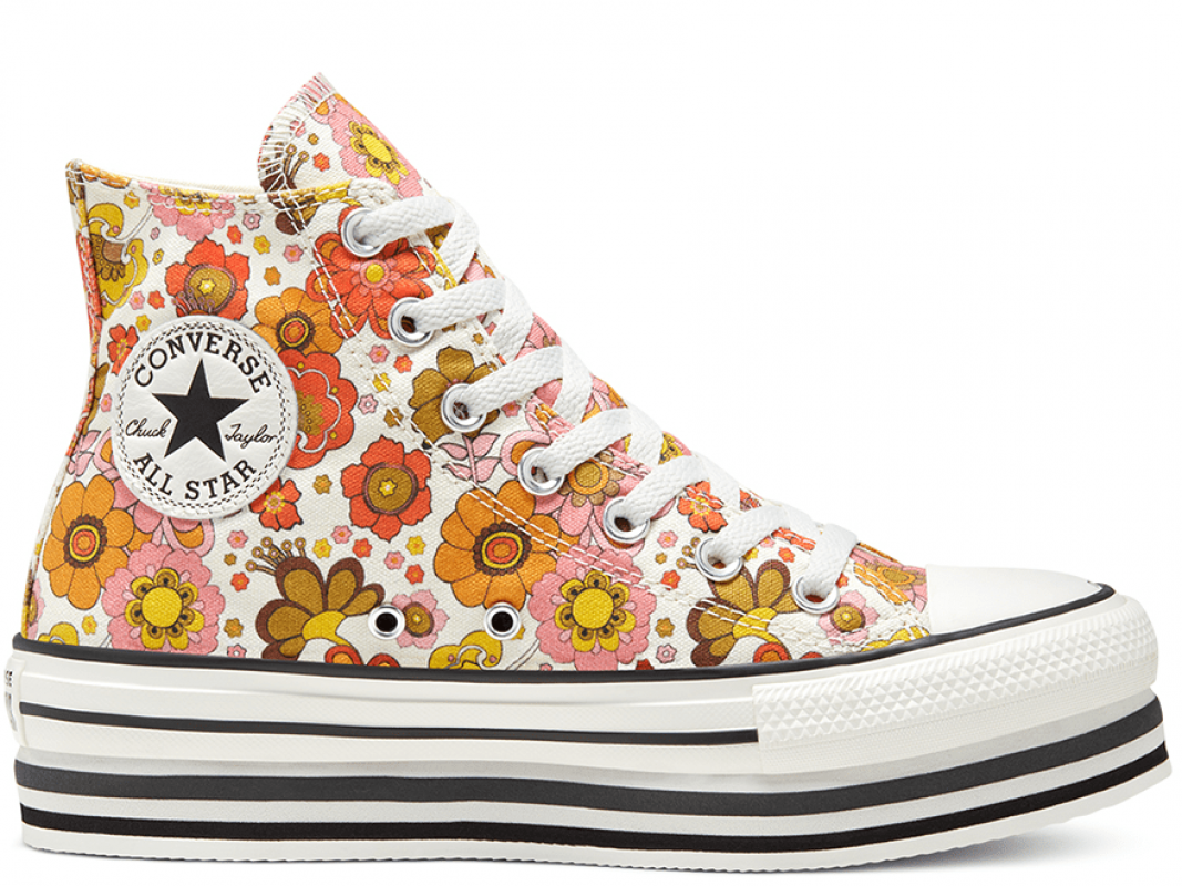 All Star Unite Platform High Top