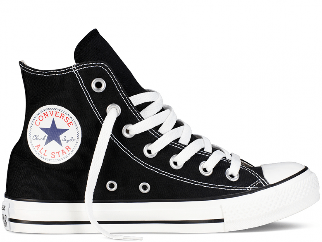 All Star Black High