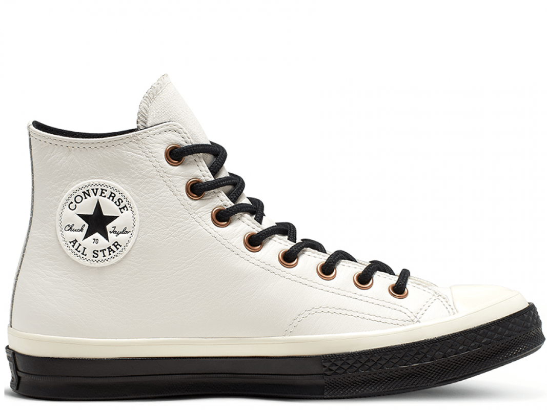Chuck 70 Waterproof GORE-TEX Leather White High Top