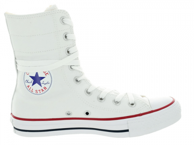 All Star Optical White High-Rise