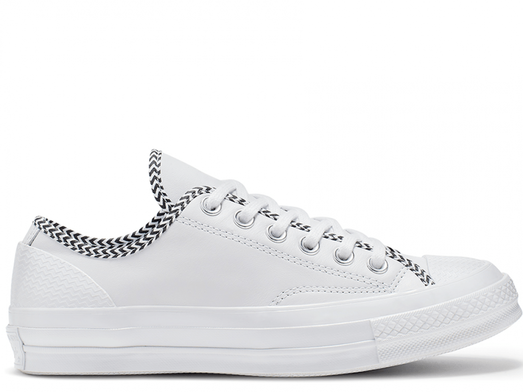 Chuck 70 VLTG White Low Top
