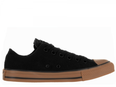 All Star Ox Gum Black Low