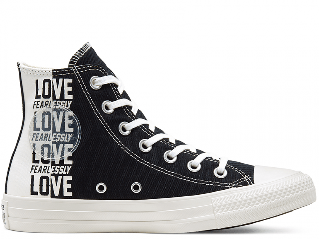 All Star Love Fearlessly High Top
