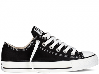 All Star Black Low