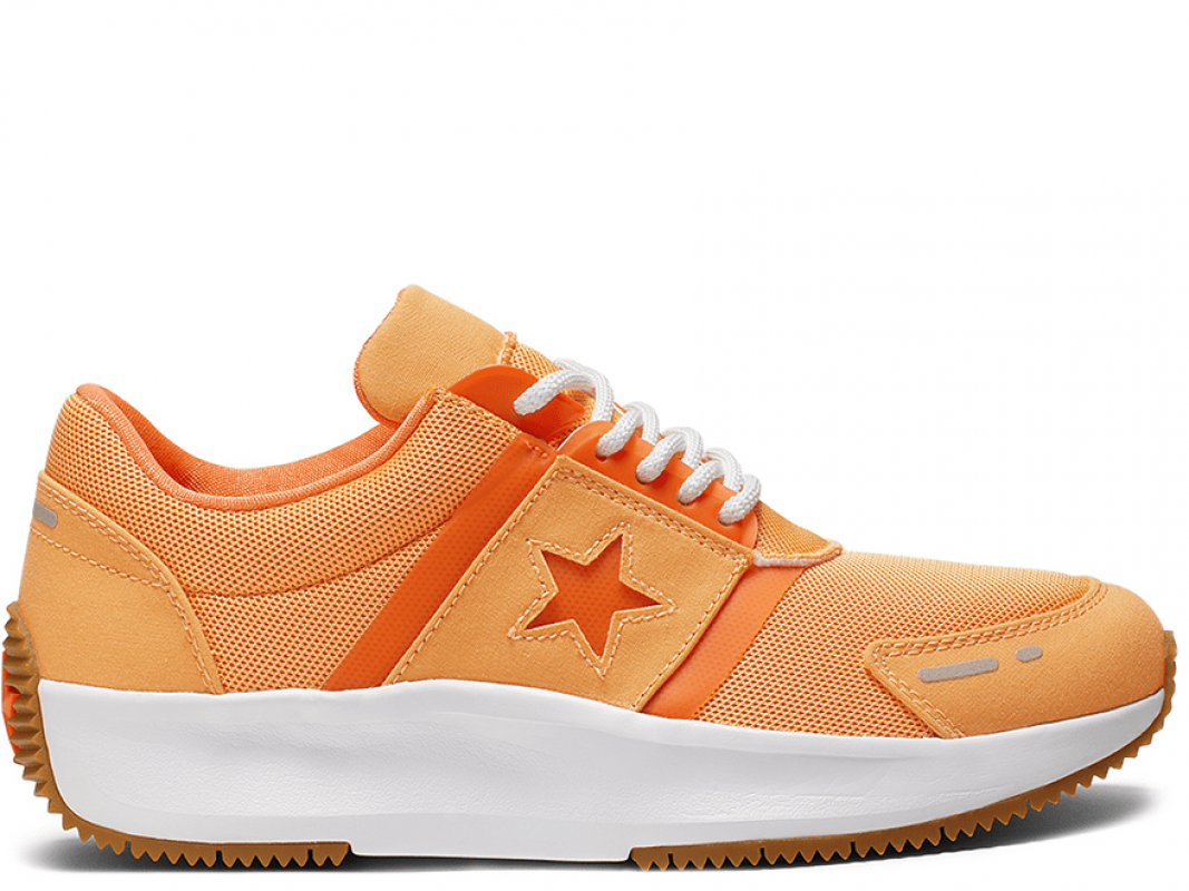 Run Star Retro Glow Orange Low Top