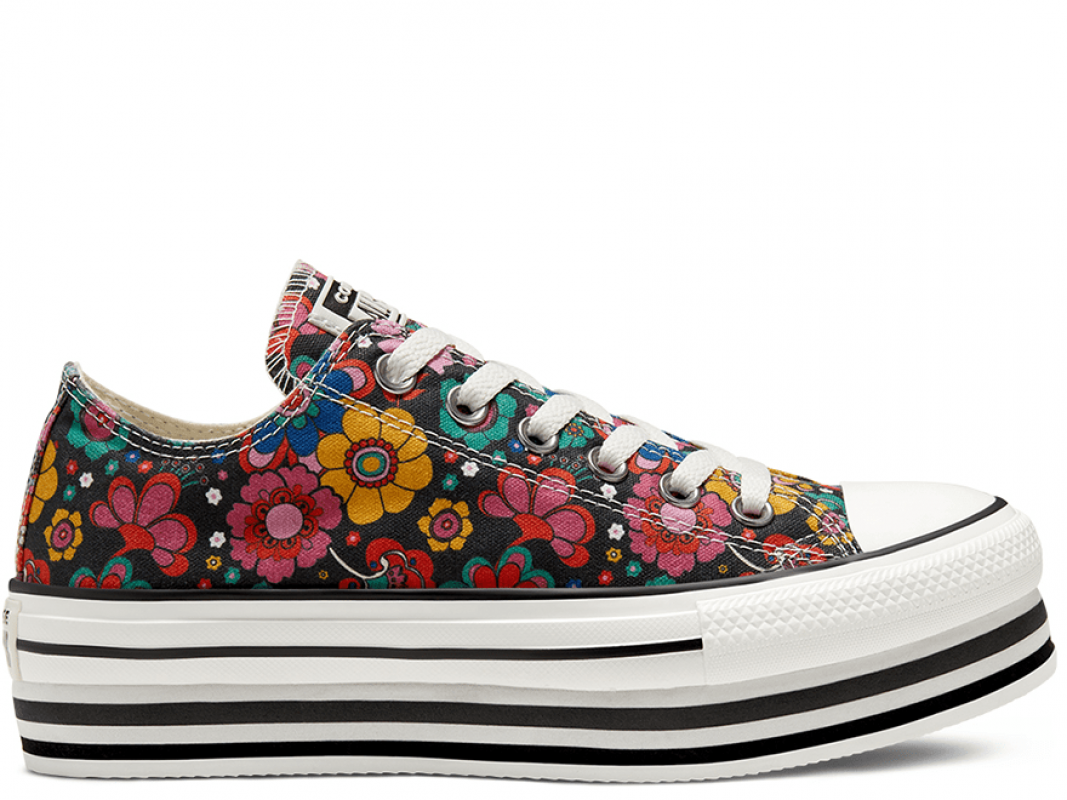 All Star Unite Platform Low Top
