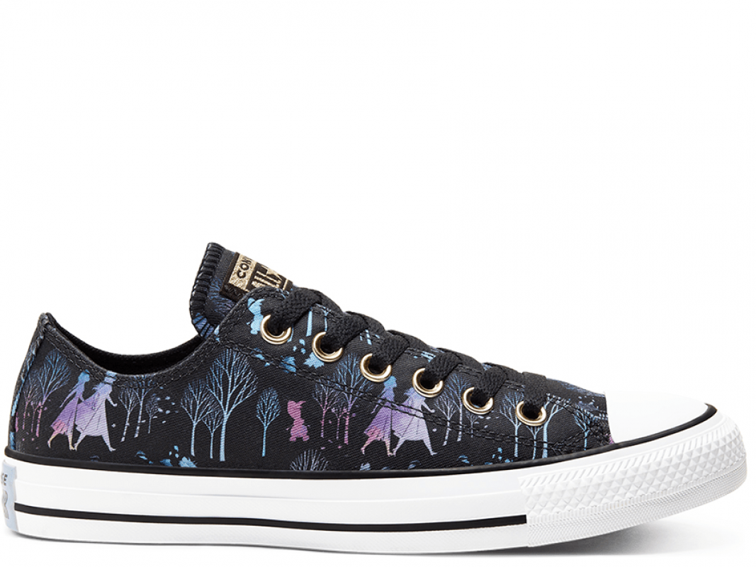 Frozen 2 Chuck Taylor All Star Low