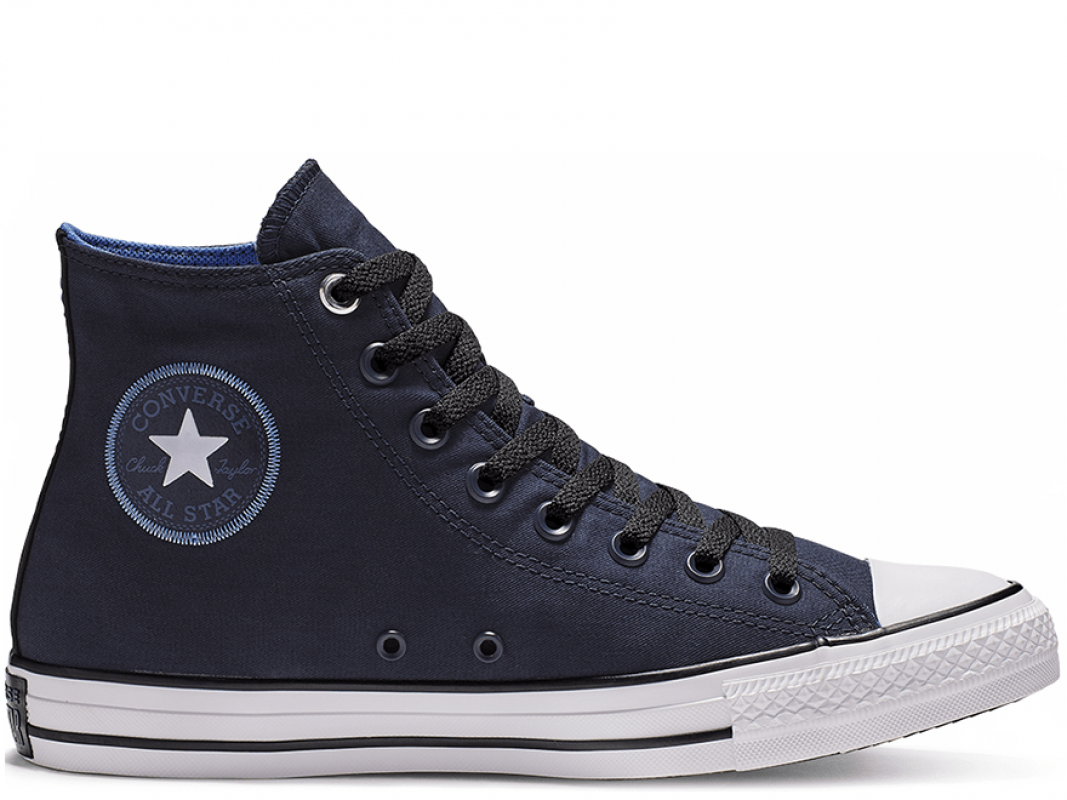 All Star Space Explorer Dark Blue High Top