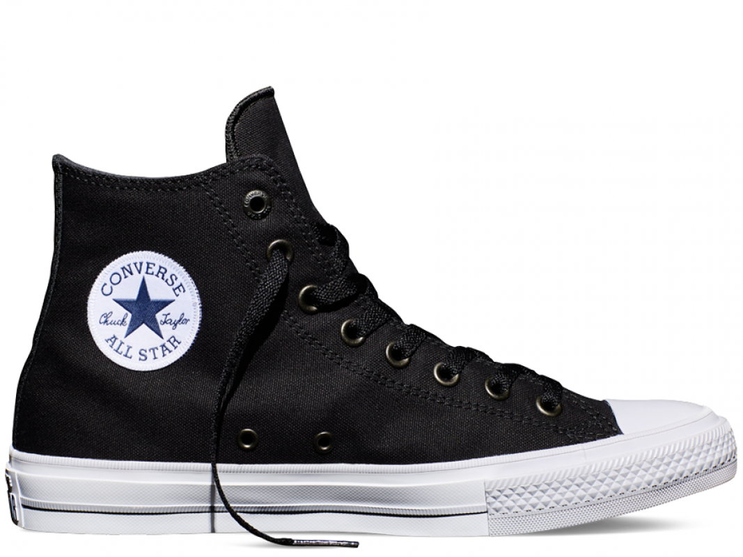 Chuck II Black High