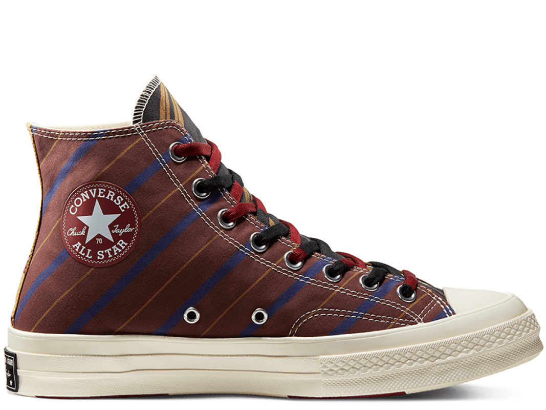 Chuck 70 Varsity Brown High Top