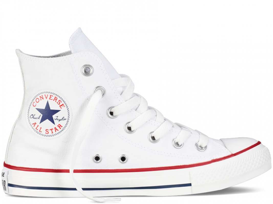All Star Optical White High