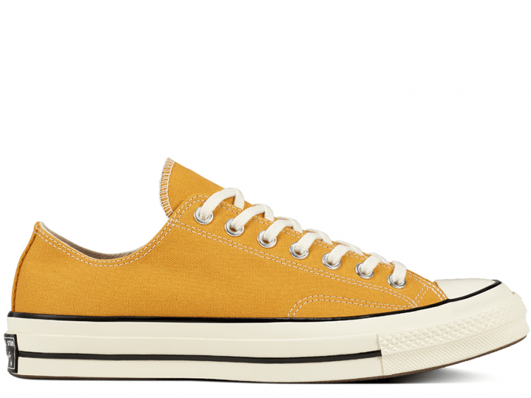 Chuck 70 Classic Orange Low Top