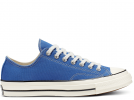 Chuck 70 Blue Low Top