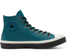 Chuck 70 Waterproof GORE-TEX Leather Green High Top