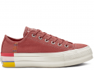 All Star Rainbow Platform Low Top