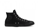 Converse All Star Craft Leather High Black