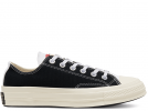 Chuck 70 Unisex Logo Play Low Top