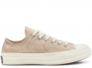 Chuck 70 Exploding Star Cream Low-Top