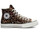 Chuck 70 Pony Hair Leopard High Top